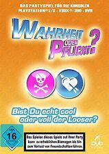 Verità o obbligatorio-party gioco su DVD per PC Xbox xbox360 ps2 ps3 Nuovo/Scatola Originale
