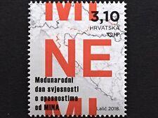Kroatien Croatia 2018 Michel Nr. 1311 Internationaler Tag der Minenaufklärung