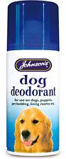 Johnson's perro desodorante 150mls
