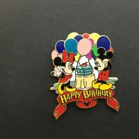 Happy Birthday Mickey and Minnie Mouse Disney Pin 3982