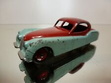 DINKY TOYS 157 JAGUAR XK120 - BLUE RED 1:43 - GOOD CONDITION