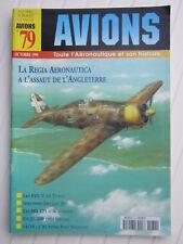 """AVIONS N° 79 /Junkers Ju 290/Morane-Saulnier MS 225/Nieuport -Delage """"39"""""""