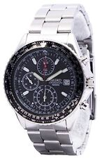 Seiko Flightmaster Pilot Chronograph SND253 SND253P1 SND253P Mens Watch