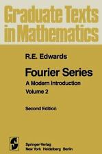 Fourier Series : A Modern Introduction Volume 2 85 by R. E. Edwards (2011,...