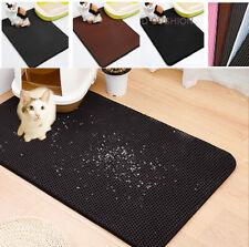 Premium Paws Pets Cat Litter Boxes Mat Honeycomb Double Layer Waterproof Pet Pad