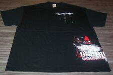 UNDEROATH Bombers T-Shirt XL Hardcore Band NEW