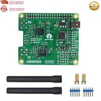 MMDVM_HS_Dual_Hat Duplex Hotspot Board kit For P25 DMR YSF NXDN For Raspberry pi