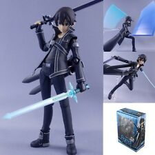 "COOL! S.A.O. Sword Art Online Kirito 13cm/5.2"" PVC Action Figure New In Box #174"