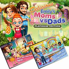 ⭐️ Delicious 16 - Emily's Moms vs Dads - Platinum Edition - PC / Windows ⭐️