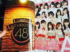 AKB48 Japan MAY 2011 EX ORIGINAL rare concert program pressbook Atsuko MAEDA