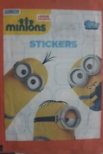 MINIONS X5O LOOSE STICKERS