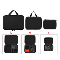 Travel Carry Case Storage Bag Box with Zipper Bag For GoPro HERO9 Action Camera