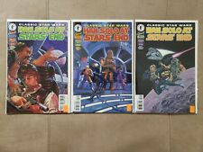 Classic Star Wars Han Solo at Stars' End complete comic set Dark Horse