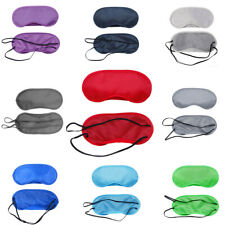 Schlafmaske Schlafbrille Augenmaske Eye Reise Maske Augenbinde Travel Sleep Mask