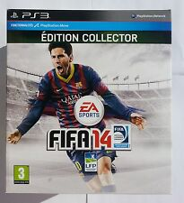 Fifa 14 Edition Collector Neuf Scellé Jeu Sur Sony Playstation 3 PS3 VF