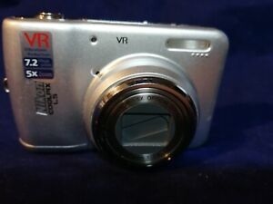 Nikon Coolpix L5 Digital Camera, VGC - 7.1MP, 5x Zoom Lens, VR, AA Powered