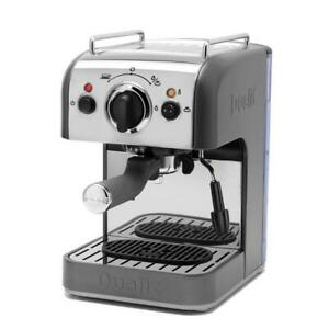 Dualit DCM2X Coffee Pod Machine Polished 1.5L With Thermobloc Heating System