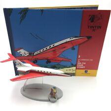 En Avion Tintin le carreidas 160 vol 714 pour sydney  N2 + livret