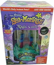 NEW - The Original Sea Monkeys - Sea Monkeys Magic Castle