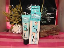 Benefit The POREfessional PRO balm  FULL SIZE .75FL OZ RETAIL In The Box Primer