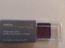 Aveda Petal Essence Single Eye Color NIGHT IRIS Brilliant Plum Color SHADOW 926