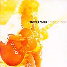 C'mon, C'mon [UK Bonus Tracks] by Sheryl Crow (DISC Only!!!!)
