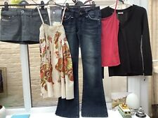 Bundle Summer Ladies Size 8 Jane Norman Jeans /Tops Etc VGC Virus Smoke Pet Free