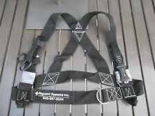 Lifeguard Systems Public Safety Dive Harness with Knife & Medic Scissors, 1