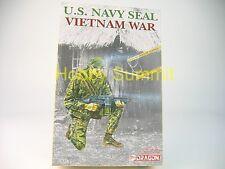1/16 U.S. NAVY SEAL Vietnam War  Dragon Soldier Figure Kit  # 1607