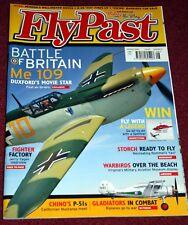 Flypast Revista 2010 Agosto-Buchon-Gloster Gladiator-Fieseler Storch