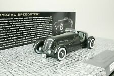 Ford Edsel Model 40 Special Speedster 1934 Gray 1/43 minichamps 437082040 New