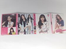 Tae Yeon SNSD Girls Generation Portable Photo Memo Pad KPOP Korean K Pop Star