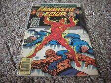Fantastic Four #214 (1961 1st Series) Marvel Comics FN/VF