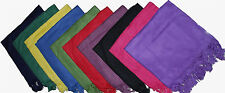 Womens Swimsuit Cover-Up Sarong in Mix colors- 10 scarves