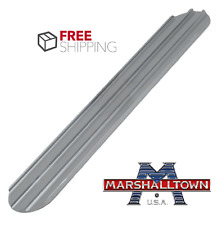 "Marshalltown Magnesium Easy Bull Float Round End Trowel 42"" & 48"" MB48FRB"