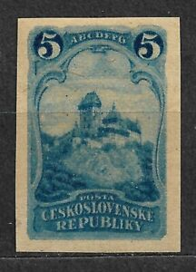 Czechoslovakia, Not issued proof  5heller