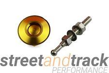 Quick Lock Aero Halter | Stoßstange Verkleidung Schnell verschluss | Alu Catch -