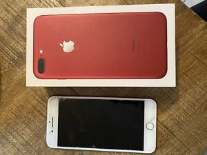 Apple iPhone 7 Plus (PRODUCT)RED - 128GB - (Ohne Simlock) A1784 (GSM)