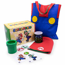 Culturefly Super Mario Collectors Box - Beanie, Mug, Tote Bag