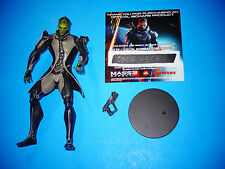 Mass Effect 3 ME3 Thane Action Figure Series 1 EA Bioware Big Fish Toys