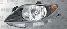 Valeo Front Left Headlight Seat Ibiza OE Quality 043814