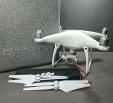 DJI Phantom 4 Quadcopter Drone 4k Camera - Flies Great - no controller or batte-