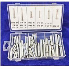 60 piezas HORQUILLA Pins PK Pequeño-Grande thin-thick Grillete Cierre/División/