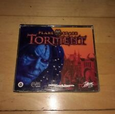 Planescape: Torment (PC, 1999) - Jewel Case and Discs Only