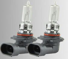 x2 9005 HB3 DOT OEM Standard Halogen Factory Direct Replacement Light Bulbs U21
