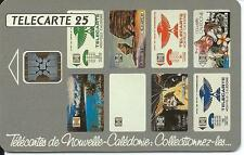 NOUVELLE CALEDONIE- NC10. 11/93. Patchwork - Cote 10€ - TTB/LUXE
