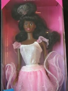 Barbie 1992 My First Easy to Dress Ballerina Doll African American - Mint Boxed