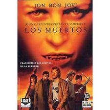 vampiros II 2 Adieu VAMPIROS (Los muertos) DVD NUEVO EN BLÍSTER