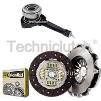 LUK 2 PART CLUTCH KIT WITH CSC FOR NISSAN PRIMASTAR BOX DCI 80