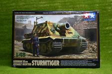TAMIYA STURMTIGER tedesco Mortaio d'assalto 38cm SCALA 1/48 32591